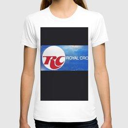 R C Royal Crown Cola T-shirt