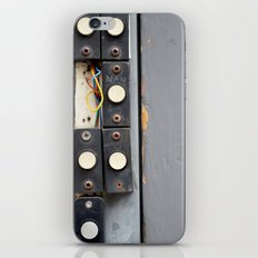 Doorbells iPhone & iPod Skin