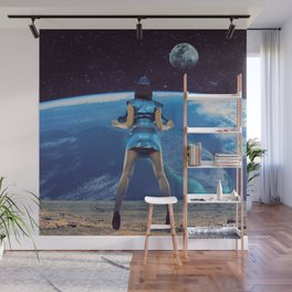 Show on! Wall Mural