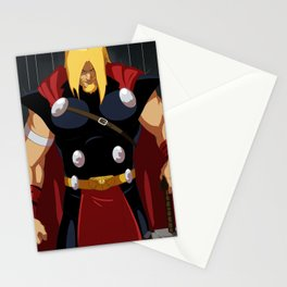 Thor by Mro16 Stationery Cards
