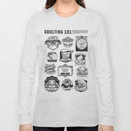 Adulting 101 Long Sleeve T-shirt