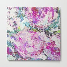 Abstract painting 2 Metal Print