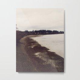 Bainbridge Island @ Seattle, Washington Metal Print