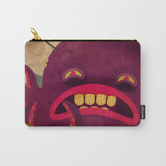 giant octopus Carry-All Pouch