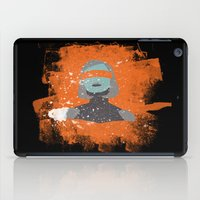 mass effect iPad Cases featuring EDI (Mass Effect) by MajesticSeahawk Designs