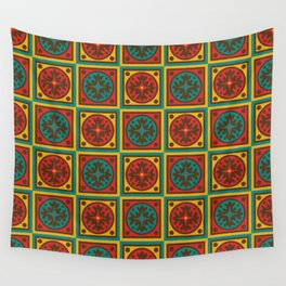 Tapestry pattern Wall Tapestry