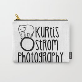 Kurtis Ostrom Photography Swag Carry-All Pouch