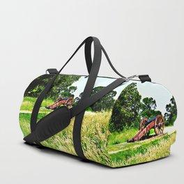 Yorktown Battlefield Duffle Bag