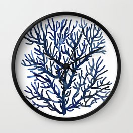 Sea life collection part II Wall Clock