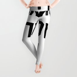 Is my slackline okay? T Shirt Slackline TShirt Slacklining Shirt Humourous Gift Idea Leggings