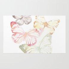 Butterflies Rug