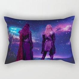 Clexa Rectangular Pillow