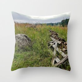 Gettysburg PA  Throw Pillow