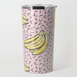 Go Bananas! (pink) Travel Mug
