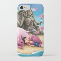 steven universe iPhone & iPod Cases featuring Steven Universe by toibi