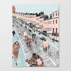 Park Street, Bristol Canvas Print