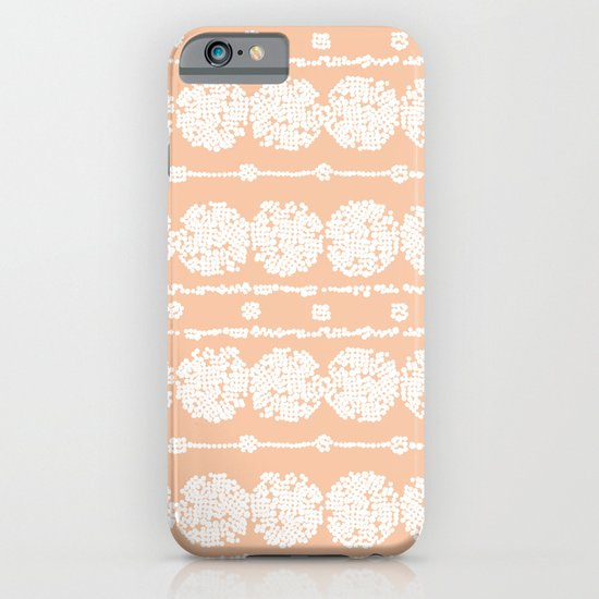 perfect peach iPhone & iPod Case