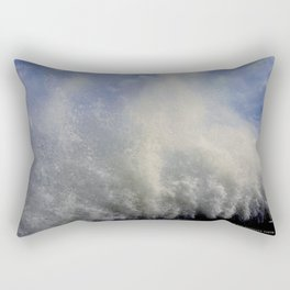 When Sandy Made Waves in Chicago #3 (Chicago Waves Collection) Rectangular Pillow