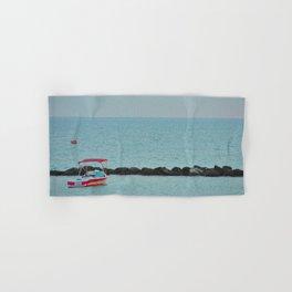 Between Sea and Sky Hand & Bath Towel