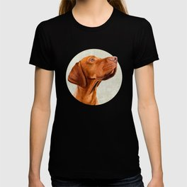 Magyar Vizsla portrait T-shirt