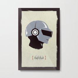 Daft Punk - RAM (Thomas) Metal Print