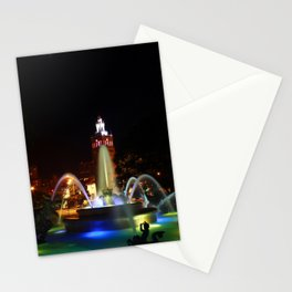 JC Nichols Memorial Fountain Stationery Cards