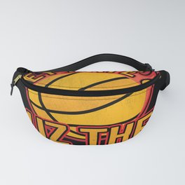 They Hate Us Cuz They Ain't Us Basketball Fanny Pack