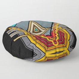 Tesla Portal Floor Pillow