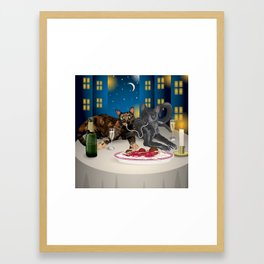 polly klink Framed Art Print