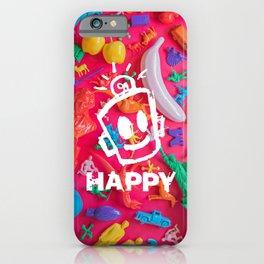 PRIDE (Plastic Menagerie Version) iPhone Case