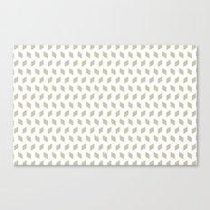 rhombus bomb in tidal foam Canvas Print