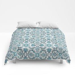 European tiles Comforters