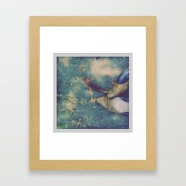 Decoy Framed Art Print