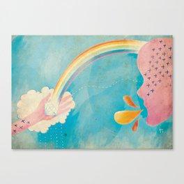 Inspire Me. Canvas Print
