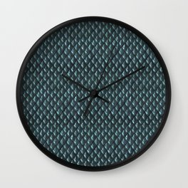 Scale Mail Wall Clock