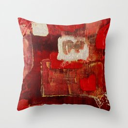Untitled No. 14 Throw Pillow