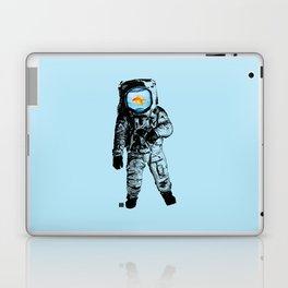 Goldfish Astronaut Laptop & iPad Skin