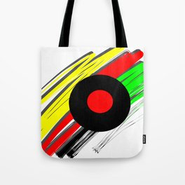 Music Grenada Tote Bag
