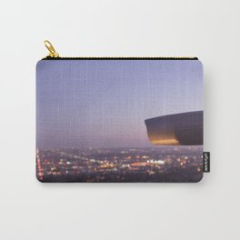 Angel City Lights, L.A. at Night, No. 3 Carry-All Pouch