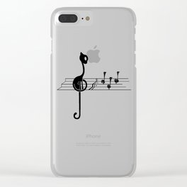 stave Clear iPhone Case