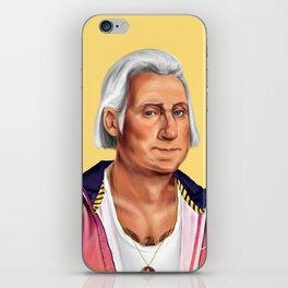 Hipstory -  George Washington iPhone Skin
