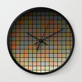 Velasquez Wall Clock