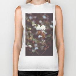 Cotton Flower 2 Biker Tank
