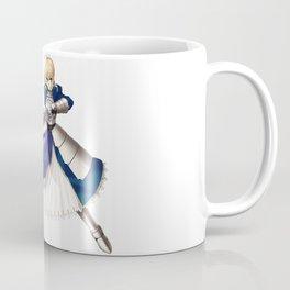 Fate/stay Night - Saber Coffee Mug