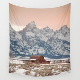 That Alpine Glow Wall Tapestry