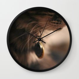 Kitty Nose Wall Clock