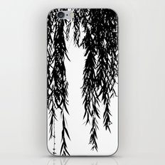 willow bw iPhone & iPod Skin