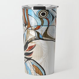 Condor colour Travel Mug