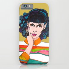 What is she thinking? Slim Case iPhone 6s