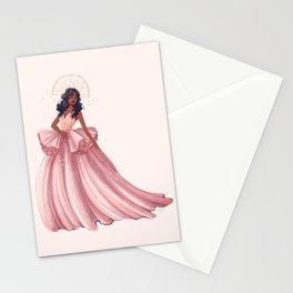 Belle of the Ball - Sza Stationery Cards